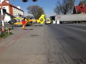 OSP Zawadzkie.